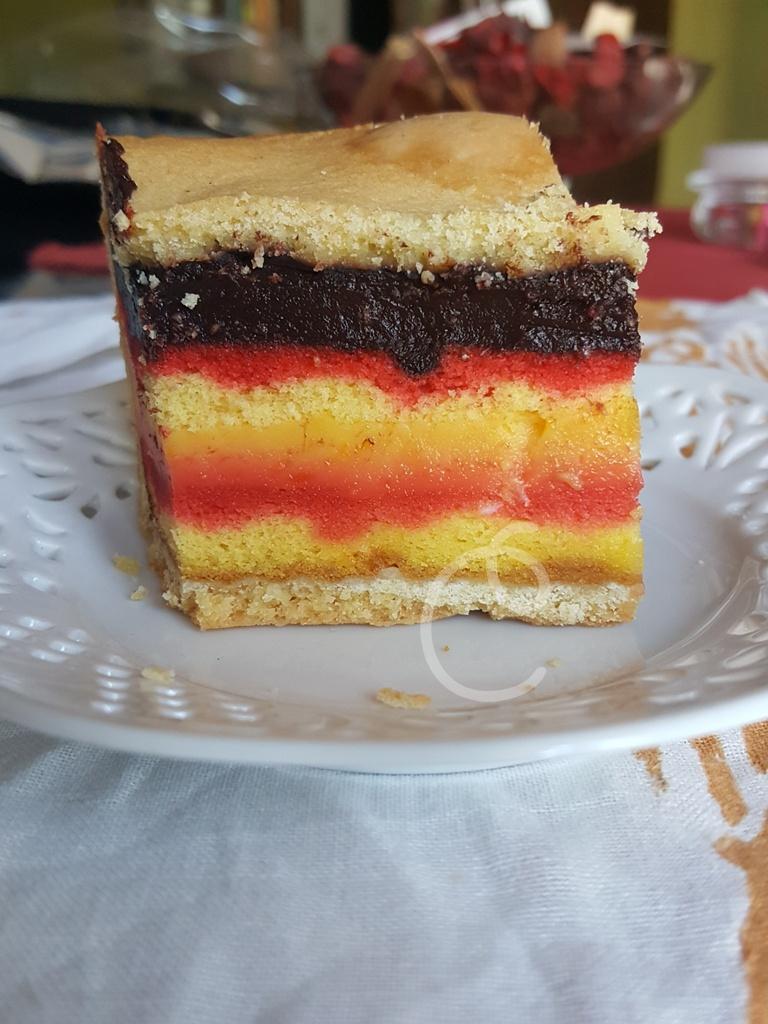 Torta zuppa inglese - La Cucina Incantata